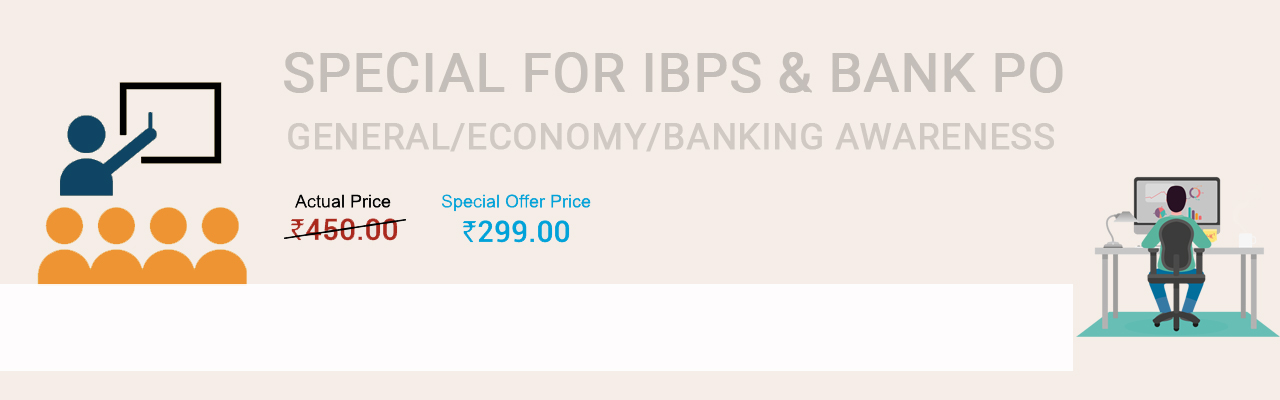 Special for IBPS & Bank PO